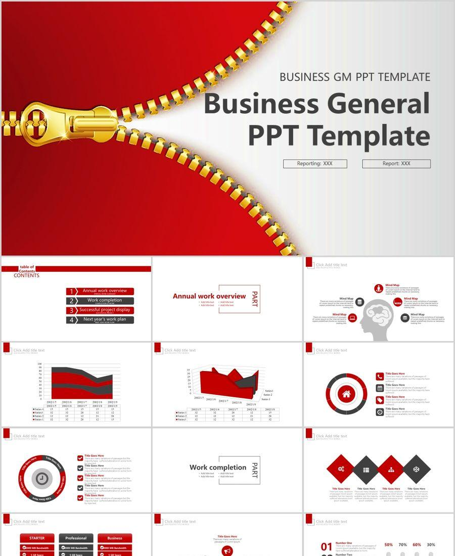 Creative Zipper Business General Work Plan Ppt Template Powerpoint Templates Professional Ppt Excel Office Documents Template Download Site